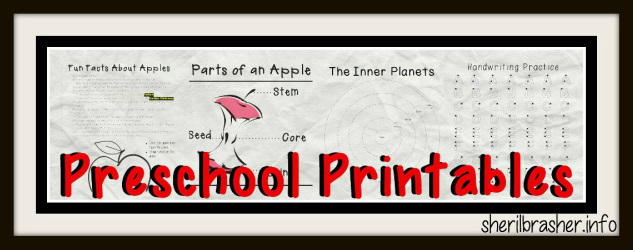 Preschool Printables. All the preschool printables, writing & pre-writing worksheets and fun facts you can imagine in one place.