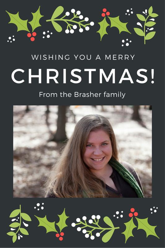 Wishing you a Merry Christmas from sherilbrasher.info